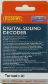 Hornby R8108 A1 Tornado TTS Digital Sound Decoder